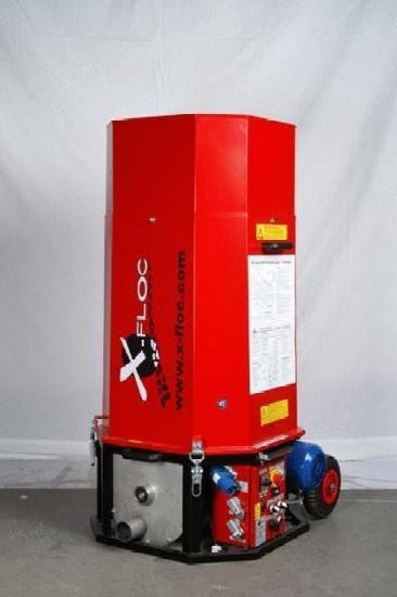 Pārdod x-floc minifant ekovates iestrādes iekārtu